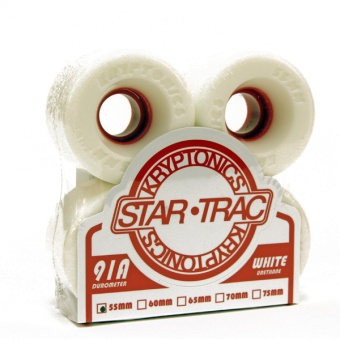 Kryptonics Star Trac 55mm, 91A