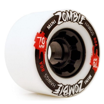 Hawgs 70mm 80A Mini Zombie