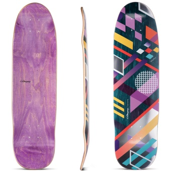 Loaded 78cm Coyote deck