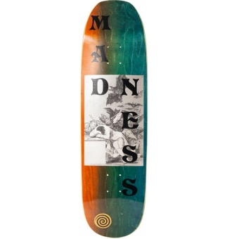 MADNESS 8.75 Dreams R7 Skateboard