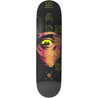 MADNESS 8.25 Eye of The Beholder R7 Skateboard