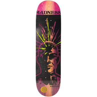 MADNESS 8.25 Expanded Clay R7 Skateboard