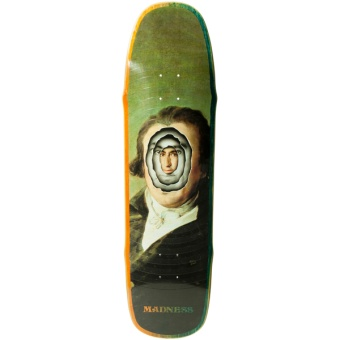 MAD 8.5 Introvert Portrait R7 Skateboard