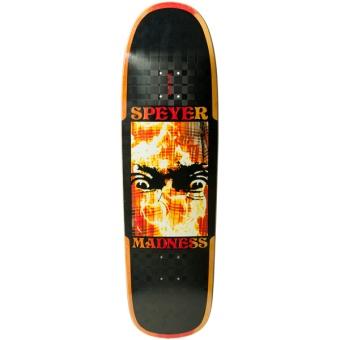 MAD 9.13 Fire Flannel R7 Skateboard