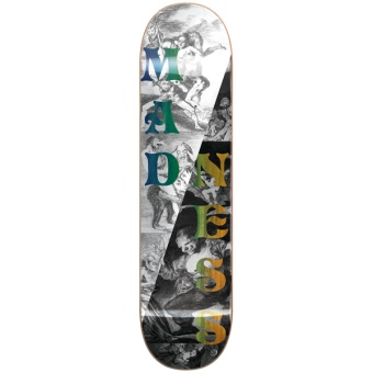 MAD 8.0 Split Overlap R7 deck
