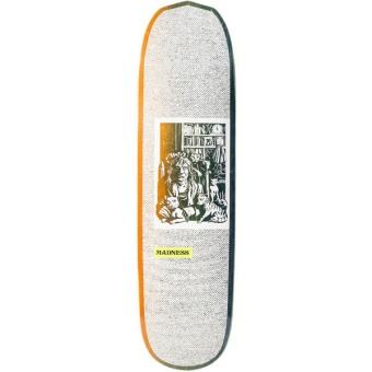 MADNESS 8.375 Desiree R7 Skateboard