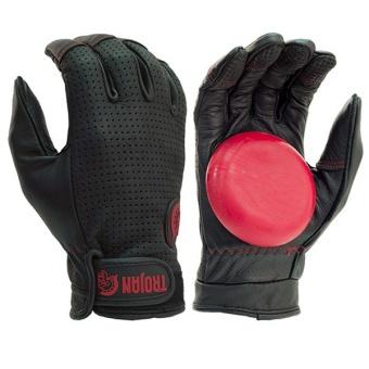 Madrid Leather slide gloves
