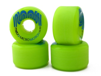 Metro Micro Motion 63mm, 83A (Lime)
