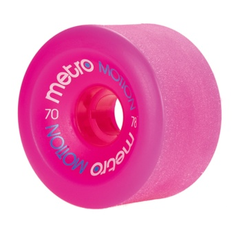 Metro Motion 70mm 78A Pink