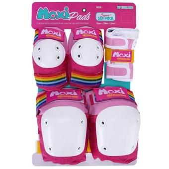 Moxi Super Six Pack Pink