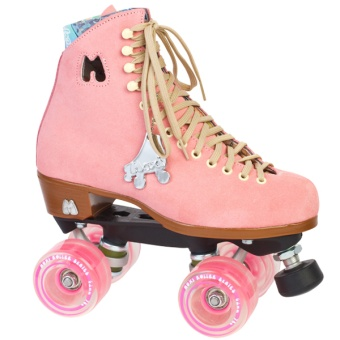 Moxi Skates Lolly Strawberry