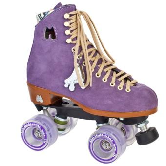 Moxi Skates Lolly Taffy Purple