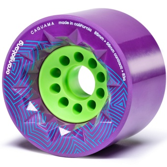 Orangatang 85mm Caguama 83A Purple