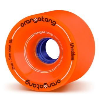 Orangatang 70mm 4President 80A (Orange)