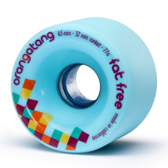 Orangatang 65mm 77A FatFree