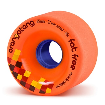 Orangatang 65mm 80A FatFree