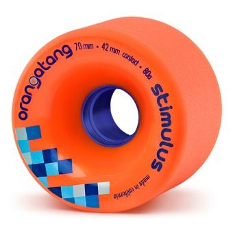 Orangatang 70mm Stimulus 80A (Orange)