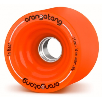 Orangatang 75mm InHeat 80A (Alu Core)
