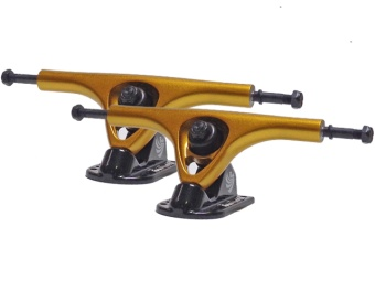 Paris trucks 180mm V2 (Blk/Gold)