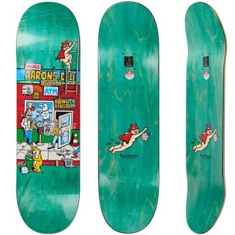 Polar 8.75 Aaron's Deli Skateboard