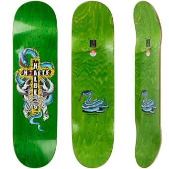 Polar 8.125 Beast Mode II Skateboard