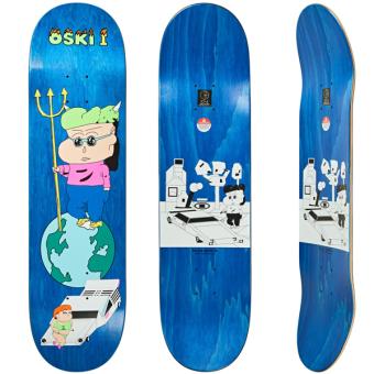 Polar 8.25 Oski1 Skateboard