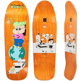Polar 9.75 Oski1 DANE1 Skateboard