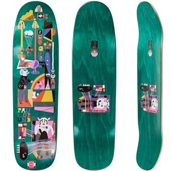 Polar 8.625 Frequency P9 Skateboard