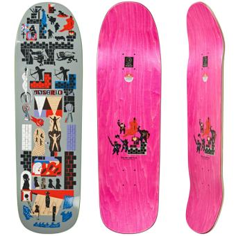 Polar 9.25 Gnarhammer 1991 Skateboard