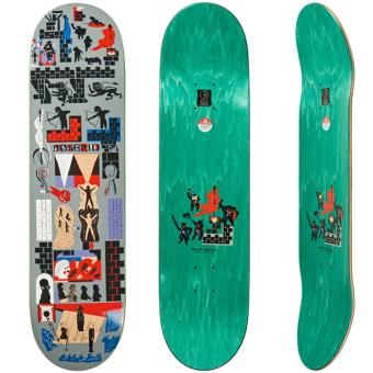 Polar 8.125 Gnarhammer Skateboard