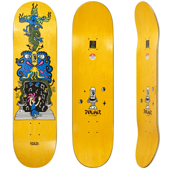 Polar 8.25 Dragon Gate Skateboard