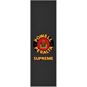 Powell Supreme Black Griptape
