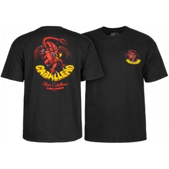 PP Cab Dragon II t-shirt blk