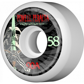 PP 58mm Skull and Sword 90A