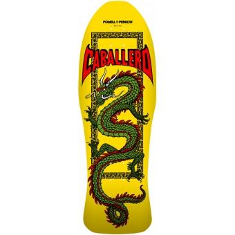 "PP 10"" Caballero Chinese Dragon Yellow"