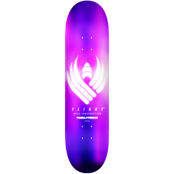 Powell 8.5 Flight® Glow Purple