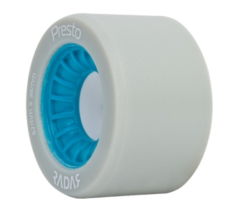 Radar Presto 62mm, 95A Blue