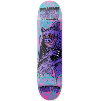 Primitive 8.25 Franky four fingers skateboard