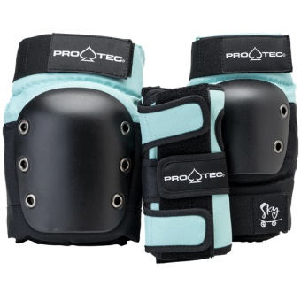 Pro-Tec Junior Street Gear 3 Pack Sky Brown