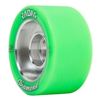 Radar Diamond 62mm, 96A Green