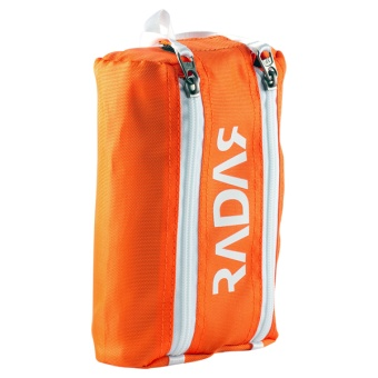 Radar Wheelie Bag Orange