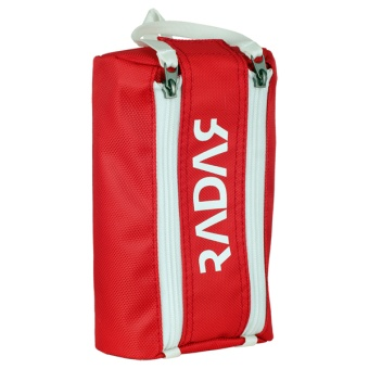 Radar Wheelie Bag Red
