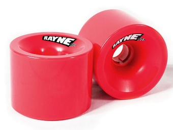 Rayne 75mm, 80A Greed (Red Core)