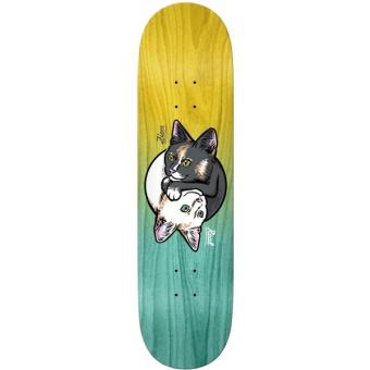 Real 8.25 Zion Yin Yang Kitty deck