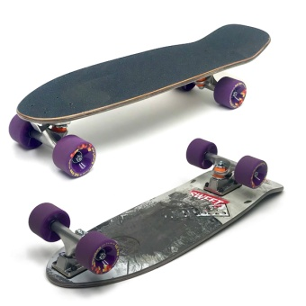 "REBORN 26"" Skateboard"