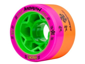 Reckless Morph Wheels 59mm (84A/88A)