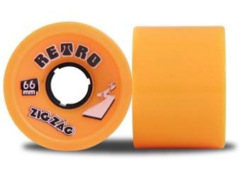 Abec 11 Zigzags Retro 66mm 89A Orange