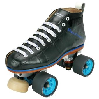 Riedell Blue Streak Pro Skates Halo