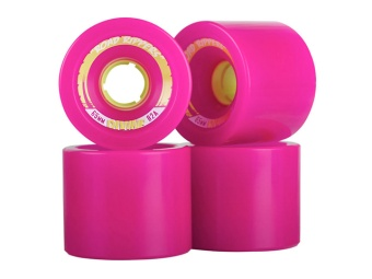 Divine 65mm Road Rippers Purple 82A