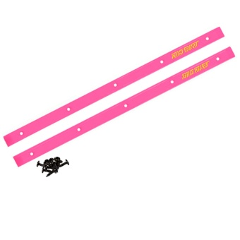 "SC Slimline Rails 14"" Pink"